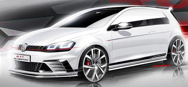 Volkswagen создал эксклюзивную модель Golf GTI