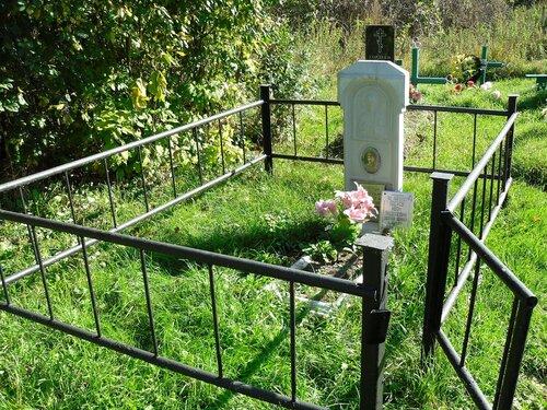 Почаево, кладбище