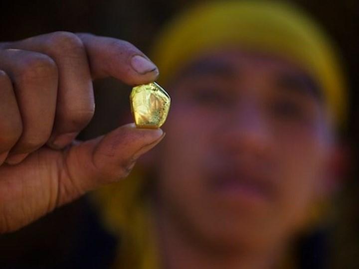 В Китае обнаружено крупное месторождение золота