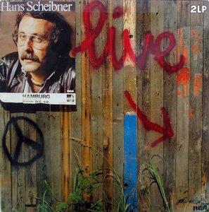 Hans Scheibner – Live (1981) [RCA Victor, PL 28455]