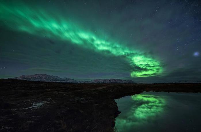 Красивые фотографии полярного сияния 0 10d610 444ddf4e orig