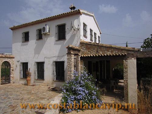 вилла в Benissa, дом в Benissa, вилла в Бениссе, вилла в Испании, недвижимость в Испании, Коста Бланка, CostablancaVIP, недвижимость от банка, недвижимость в Аликанте