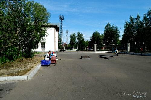 Фото города Инта №7767  Роллеррдром, расположенный между Кирова 28 и 32 21.06.2015_13:47