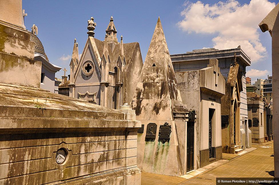 0 3eb81e 418ceaa8 orig День 415 419. Реколета: кладбищенские истории Буэнос Айреса (часть 2)