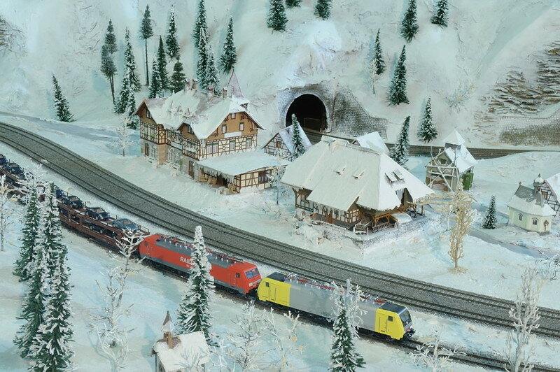Музей поездов удивит и взрослых, и детей