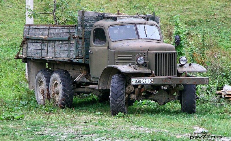ЗИЛ - 157.