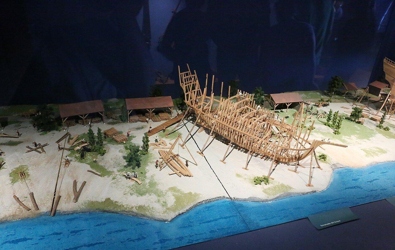 Морской музей Кантабрии, Сантандер (Museo Marítimo del Cantábrico)