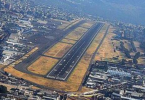 Рейтинг Самые опасные аэропорты мира (фото 16)