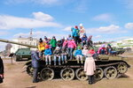 Экскурсия в Яхрому и деревню Шолохово, апрель 2015