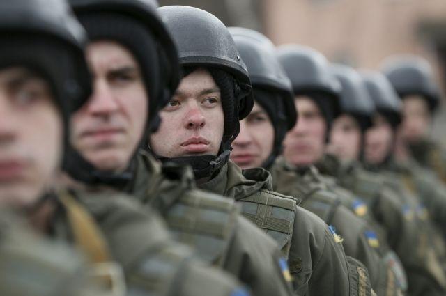 УПолторака проинформировали, сколько офицеров запаса будут призваны вармию