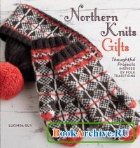 Книга Northern Knits Gifts.