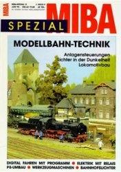 Журнал MIBA-Spezial №12 (1992-06)
