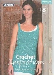 Журнал Patons. Crochet Inspirations Book 4