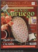 Журнал Bordados Faciles Punto Noruego №5 2008
