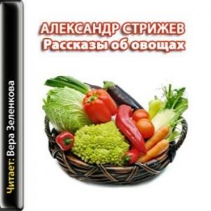 Книга Рассказы об овощах (Аудиокнига)