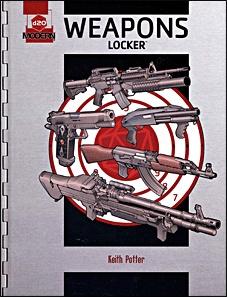 Книга d20 Modern - Weapons Locker