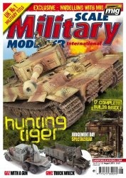 Журнал Scale Military Modeller International №8 2015