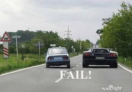 Fail'ы в картинках