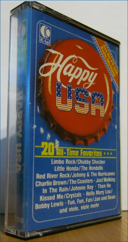 happy usa 20 all time favorites