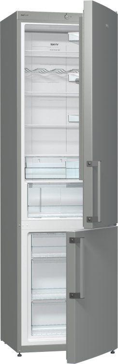 холодильник из нержавейки Gorenje Nofrost