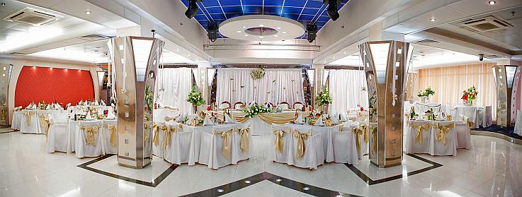 Свадебный банкет в отеле Premier Palace Hotel