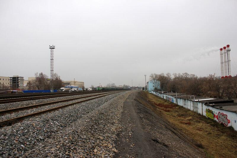 Станция Ростокино
