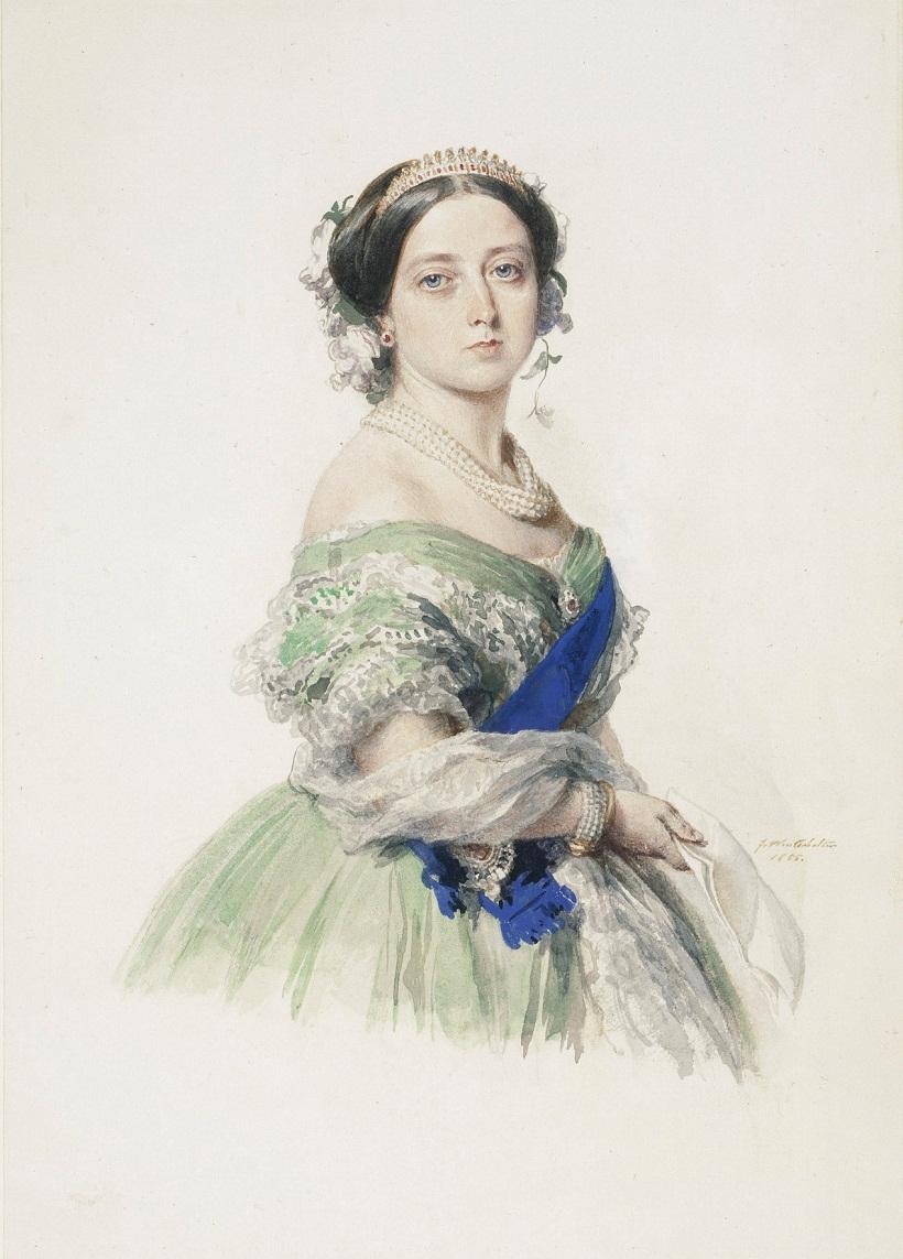 Винтерхальтер (1805-73)Королева Виктория  от 1855