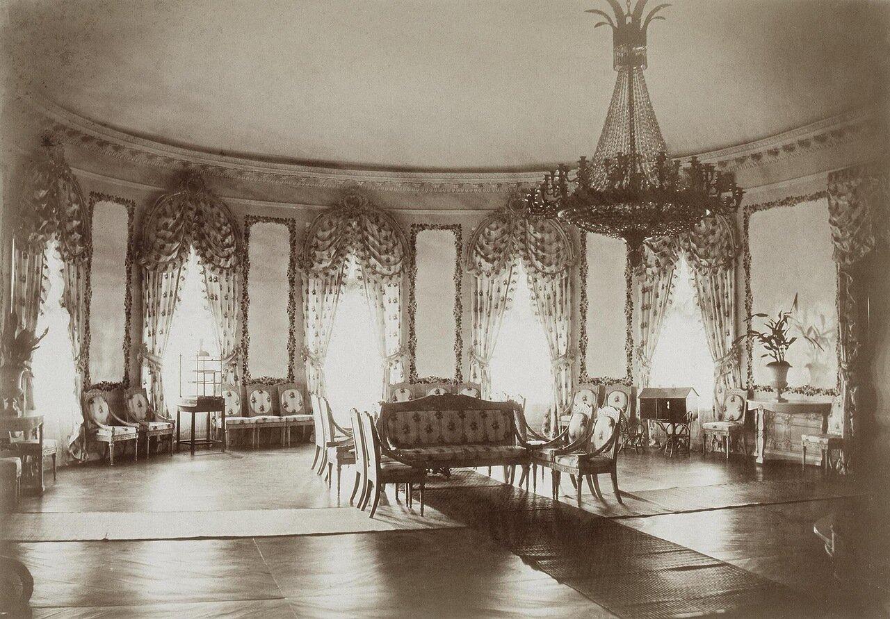 Гостиная (салон) в доме Левашовых на Фонтанке
