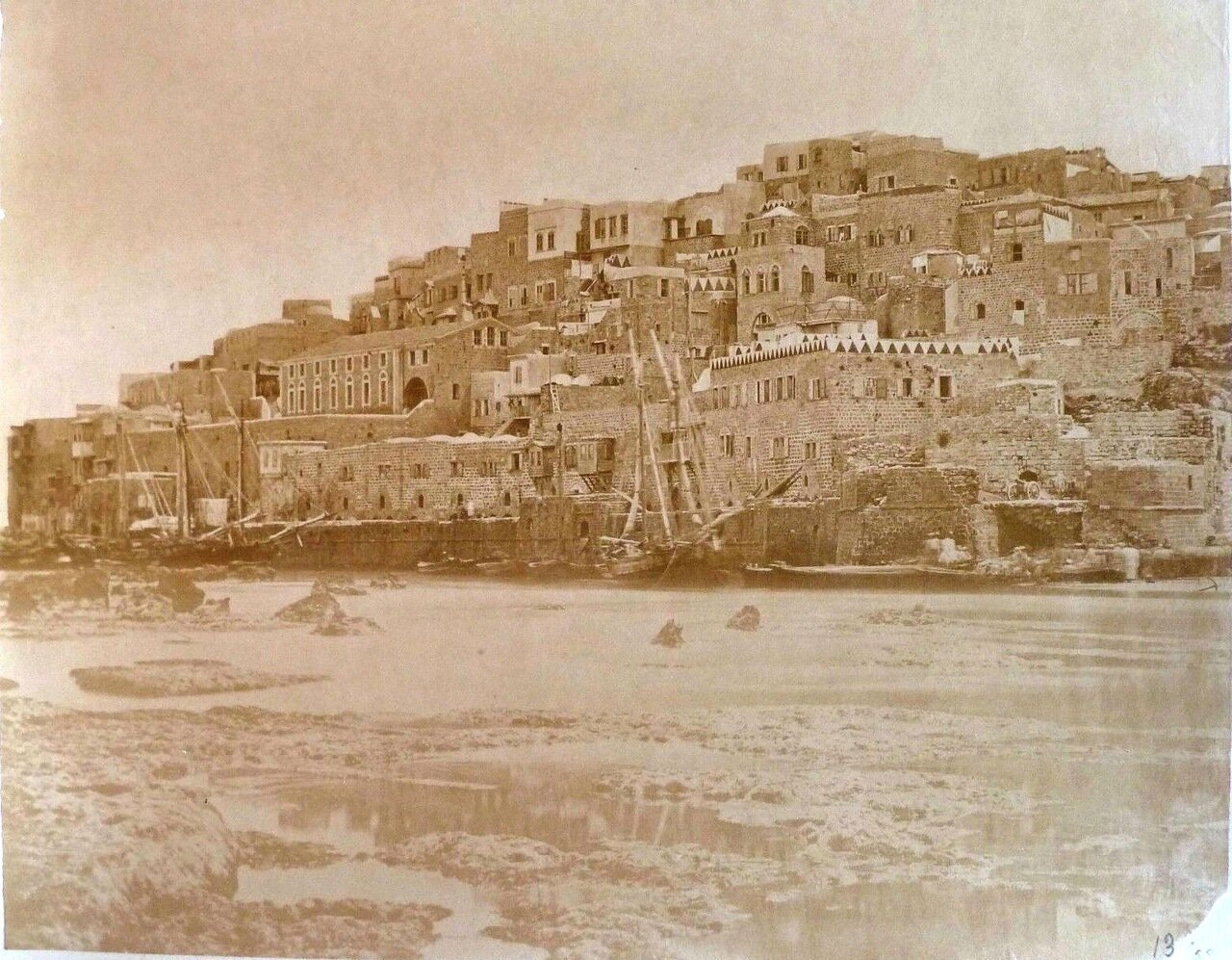 Яффо, 1882