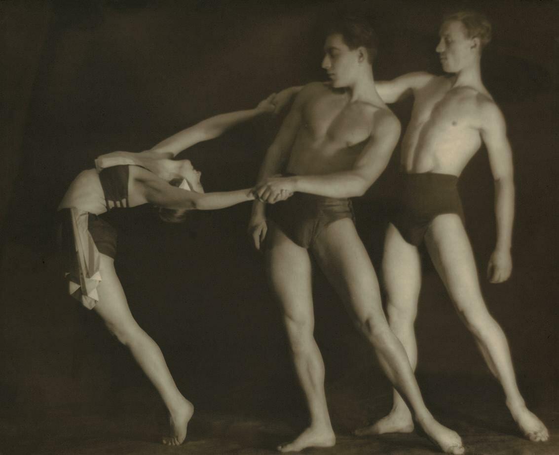 1924. Трио Кастелио