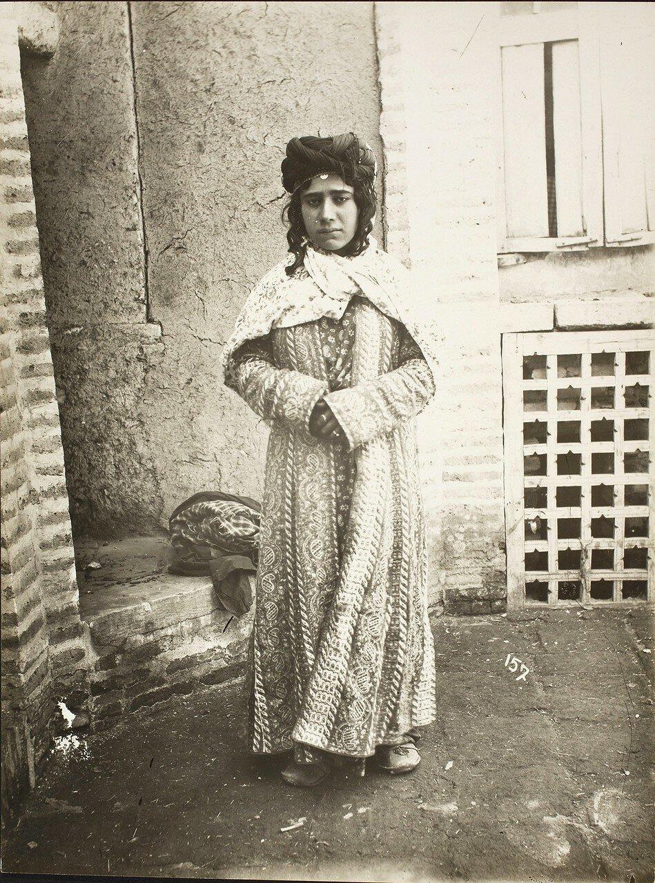 Портрет курдянки