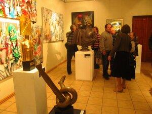 выставка,Нижний Тагил,музей,картины,скульптуры,изобразительное искусство