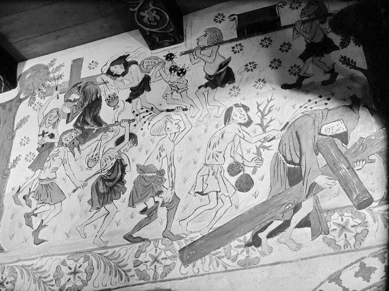 1957 - Седьмая печать (Ингмар Бергман)