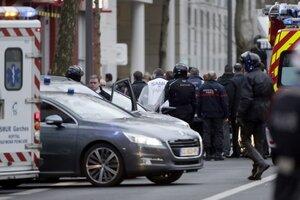 Взрыв вблизи мечети прогремел во Франции