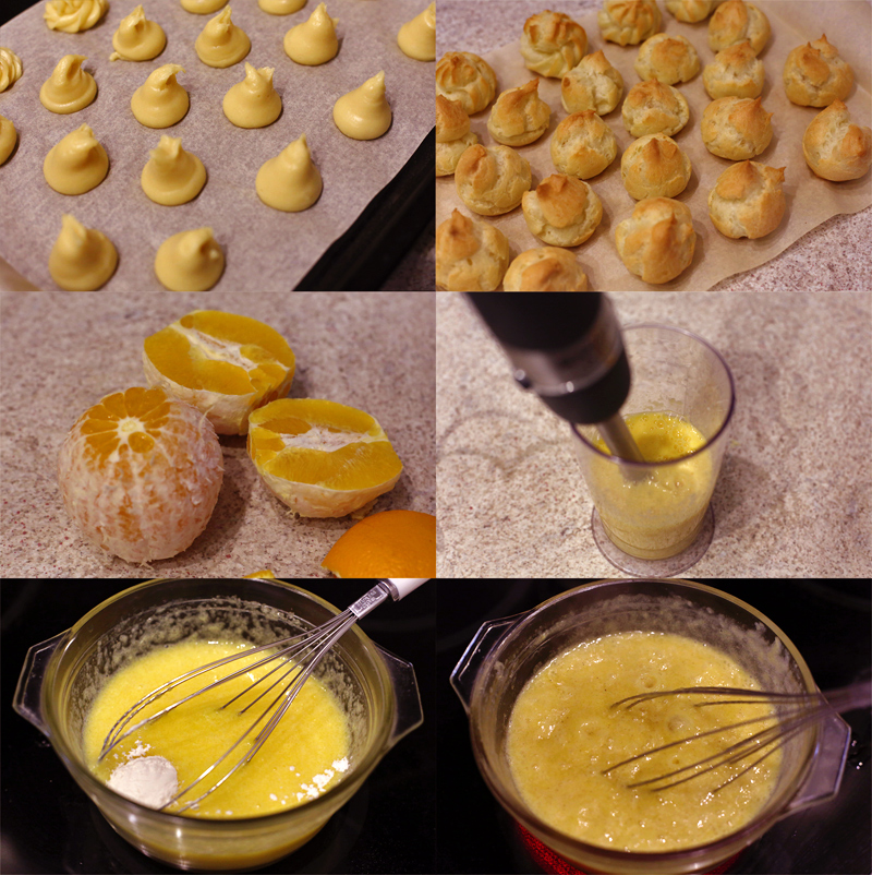 Крокембуш - пошаговый рецепт с фото #3.