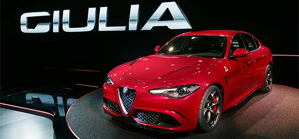 В сентябре Alfa Romeo планирует начать в Европе реализацию Giulia