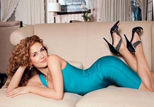 Екатерина Климова теперь является лицом ювелирного испанского бренда