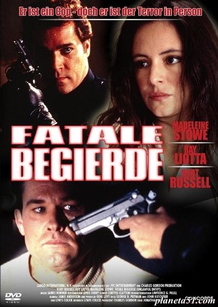 Незаконное вторжение / Unlawful Entry (1992/DVDRip/DVDRip-AVC)