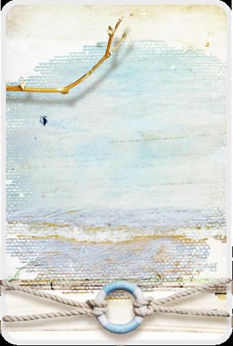 Клипарт Морские Волны