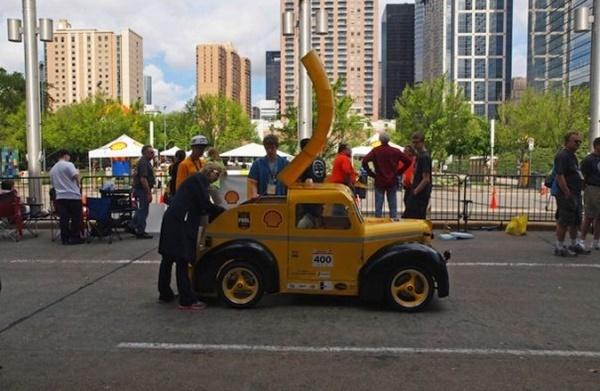 Shell провела очередной марафон в Хьюстоне. Фотографии автомобилей 0 141b55 14cb292d orig