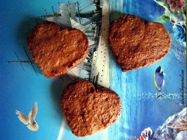 печенье из орехов