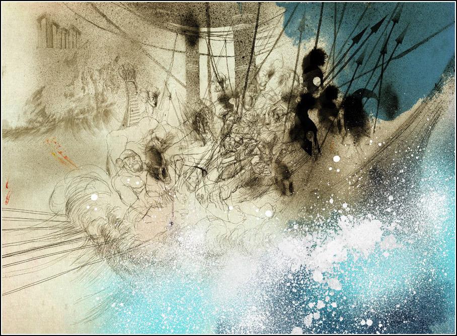Voyage of Argo, Daniel Egnéus