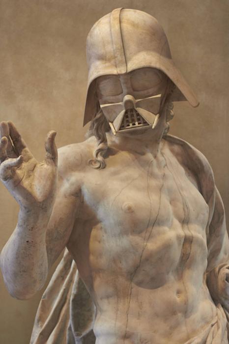 На самом деле Трэвис Дерден (Travis Durden) вовсе не скульптор: его принты созданы на основе 3D-моде