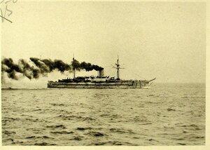 Крейсер I-го ранга Адмирал Нахимов