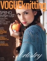 Журнал Vogue Knitting Spring/Summer 2012 jpg 73,5Мб