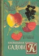 Книга Настольная   садовода