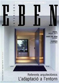 Журнал Журнал Eben Interiors №55 (сентябрь 2007) / ES