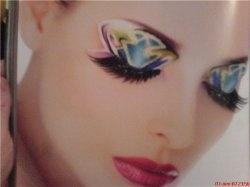 Книга Самый необычный макияж