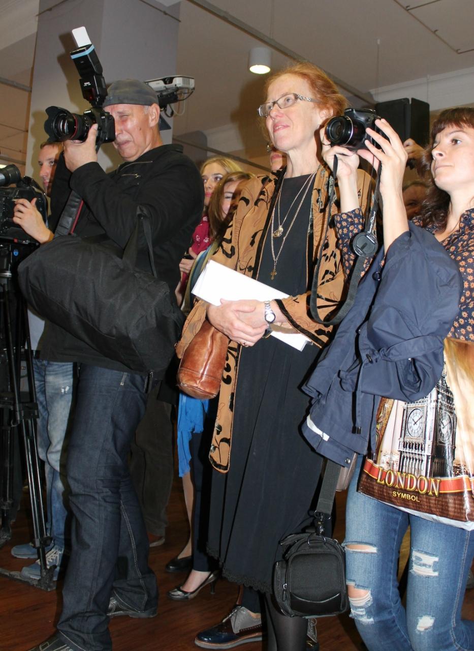 Михаил Шемякин в Новосибирске