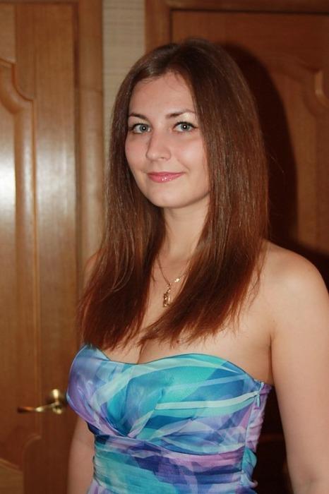 Очаровательная учительница из России